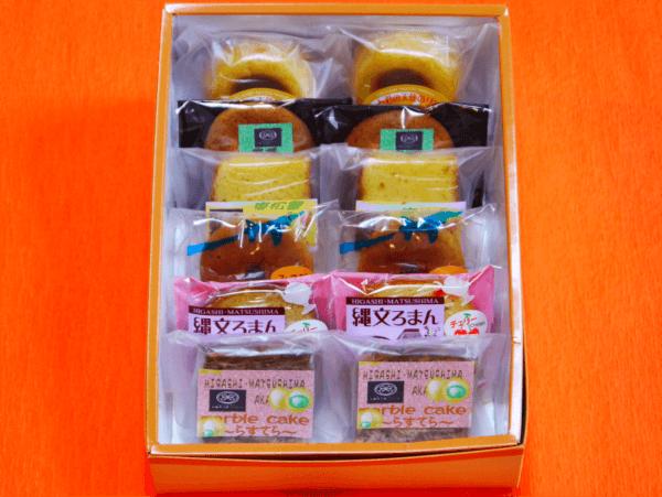 洋菓子詰合せ2500