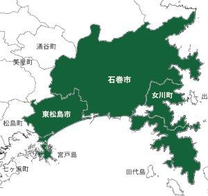 配送エリアマップ<