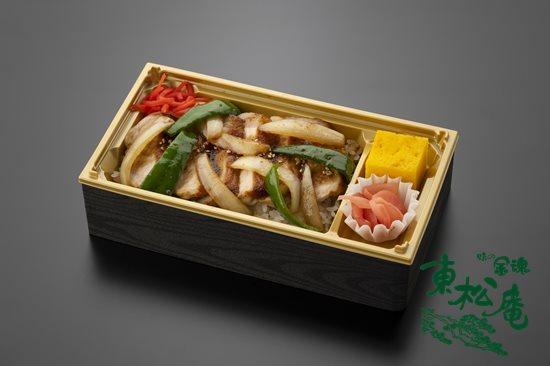 JAPAN X生姜焼き丼