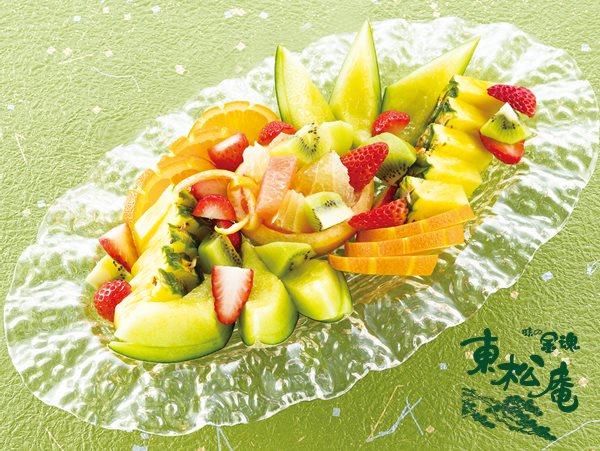 フルーツ盛合せ