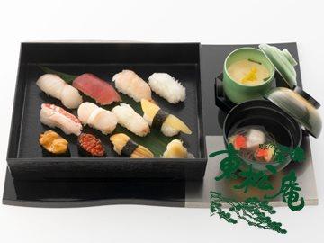 寿司弁当仏