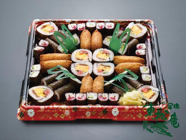 助六寿司盛合せ