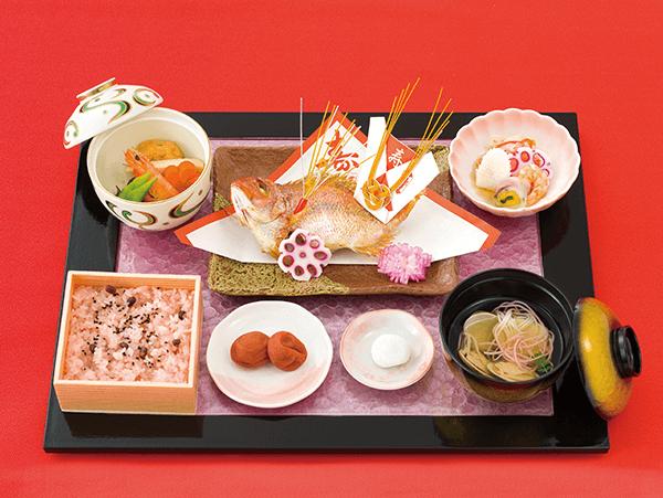 お祝い料理(お食い初め・長寿祝・その他お祝い事)
